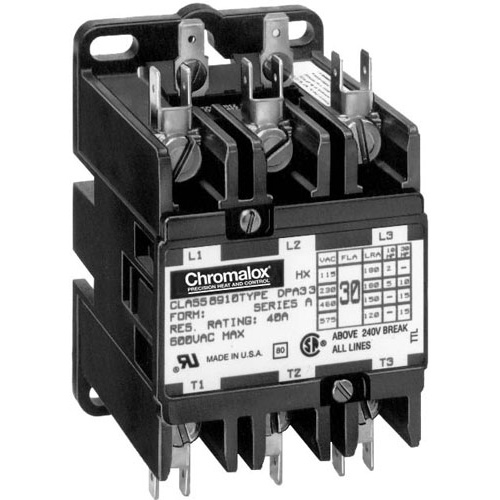 Chromalox Power Control Components