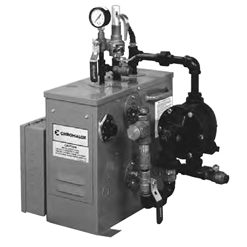 Chromalox Steam SuperHeater